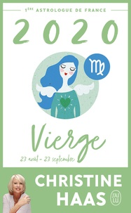 Christine Haas - Vierge - Du 22 août au 22 septembre.