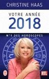 Christine Haas - Votre année 2018.