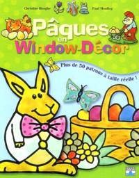 Christine Hooghe et Paul Moulieg - Pâques - En Window-Décor.