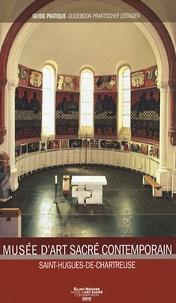 Christine Julien - Musée d'art sacré contemporain - Saint-Hugues-de-Chartreuse, édition français-anglais-allemand.