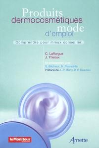 Galabria.be Produits dermocosmétiques - Mode d'emploi Image