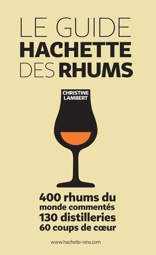 Guide Hachette des Rhums - 9782017034056 - 16,99 €