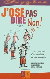 Christine Laouénan - J'ose pas dire non !.