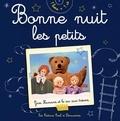 Christine Laydu et Jean-Baptiste Laydu - Bonne nuit les petits - Gros Nounours et le sac aux trésors. 1 CD audio