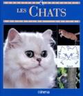 Christine Lazier - Les chats.