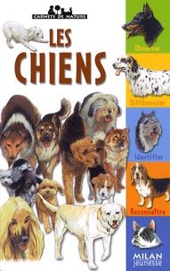 Christine Lazier - Les chiens.