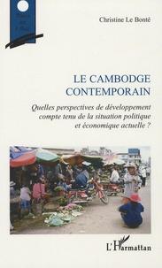 Le Cambodge contemporain- Quelles perspectives de développement compte tenu de la situation politique et économique actuelle ? - Christine Le Bonté | Showmesound.org