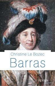 Christine Le Bozec - Barras.