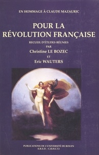 Christine Le Bozec et Eric Wauters - .