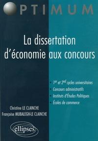 La dissertation déconomie aux concours.pdf