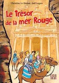 Christine Le Dérout - Le trésor de la mer Rouge.
