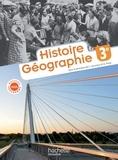 Christine Lécureux et Antoine Prost - Histoire-géographie 3e.