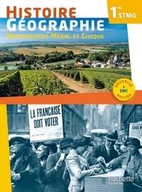 Christine Lécureux et Alain Prost - Histoire Géographie EMC 1re STMG.