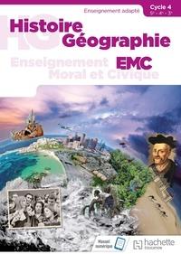 Deedr.fr Histoire-Géographie EMC enseignement adapté Cycle 4 Image