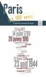 Christine Lemaire-Duthoit - Paris en 100 dates.