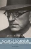 Christine Leteux - Maurice Tourneur - Réalisateur sans frontières.