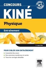 Christine Lopez-Rios - Concours Kiné Physique - Entraînement.