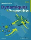 Christine Lucas et Jean-Baptiste Humeau - Dynamiques et perspectives - Atlas du Maine-et-Loire.
