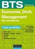 Christine Maurin et Adrien Vila - Economie, droit, management des entreprises, BTS tertiaires.