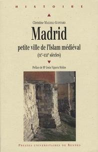 Madrid - Petite ville de lIslam médiéval (IXe-XXIe siècles).pdf