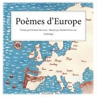 Christine Meunier et Michèle Warluzel - Poèmes d'Europe.