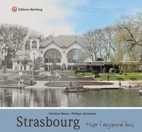 Christine Moser et Philippe Stirnweiss - Strasbourg.