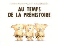 Christine Naumann-Villemin et Marianne Barcilon - Au temps de la préhistoire.