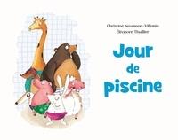 Christine Naumann-Villemin - Jour de piscine.