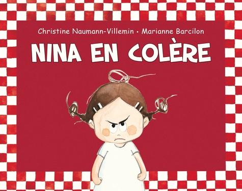 Nina en colère
