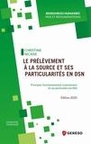 Christine Nicaise - Le prélèvement à la source et ses particularités en DSN - Principes, fonctionnement, transmission et cas particuliers du PAS.