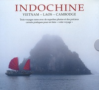 Christine Nilsson - Indochine - Coffret en 2 volumes : Cambodge-Laos ; Vietnam.