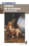Christine Noille - Lectures de La Fontaine - Le recueil de 1668.