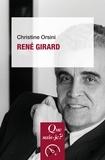 Christine Orsini - René Girard.