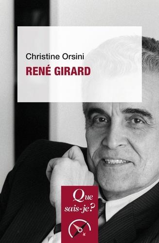 René Girard - 9782130812760 - 6,99 €