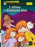 Christine Palluy - L'affaire du diamant bleu.