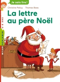 Christine Palluy - La lettre au père Noël.