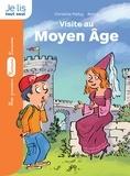 Christine Palluy et  Robin - La pierre du temps - Visite au Moyen-Age.