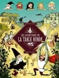 Christine Palluy et Marie de Monti - Les aventures de la Table Ronde.