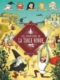 Christine Palluy - Les aventures de la table ronde.