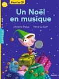 Christine Palluy et Hervé Le Goff - Un Noël en musique.