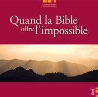 Histoiresdenlire.be Quand la Bible offre l'impossible Image