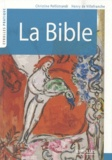 Christine Pellistrandi et Henry de Villefranche - La Bible.