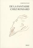 Christine Pigné - De la fantaisie chez Ronsard.