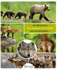 Christine Pompéï - Je découvre les animaux de la forêt en m'amusant....