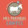 Christine Pompéï et Thomas Baas - Mes premiers contes. 1 CD audio