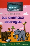Christine Ponchon - Les animaux sauvages.