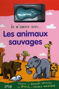 Christine Ponchon - Les animaux sauvages.