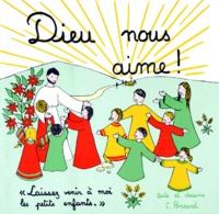 Christine Ponsard - DIEU NOUS AIME !.