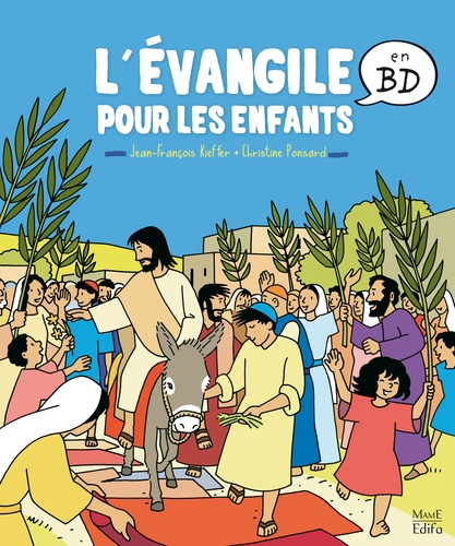 L'Evangile pour les enfants. En BD