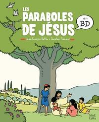 Christine Ponsard et Jean-François Kieffer - Les paraboles de Jésus en BD.
